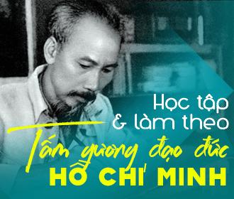 Hc tp và làm theo tm gng o c H Chí Minh
